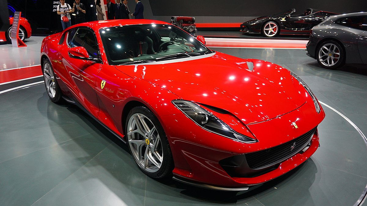 Ferrari dessin en couleur essai automobile - Dessin de ferrari ...