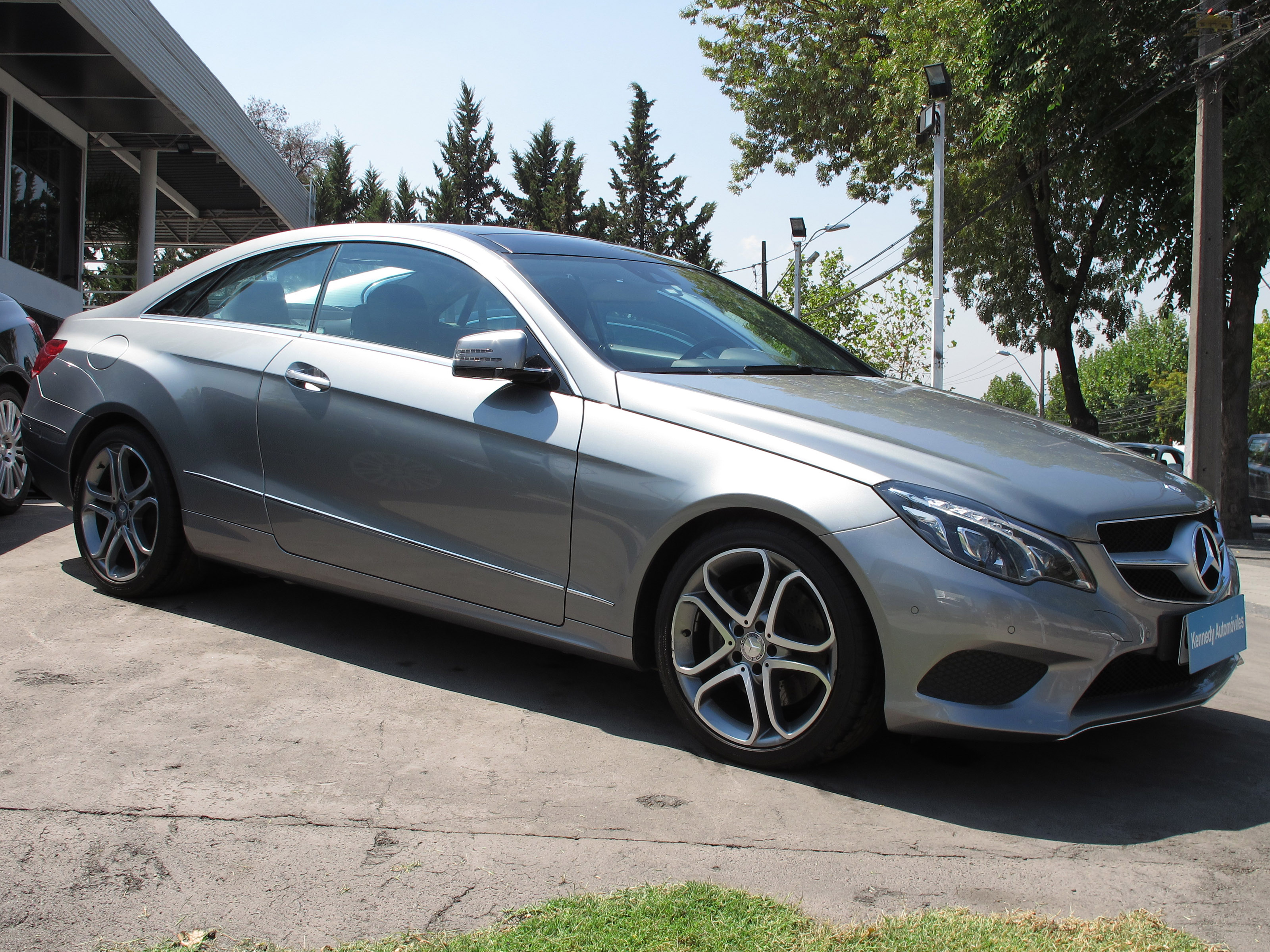mercedes e 250 coupe
