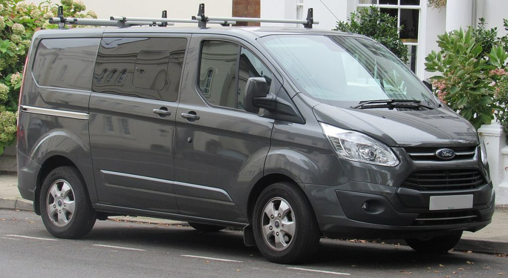 ford tourneo connect 8 places